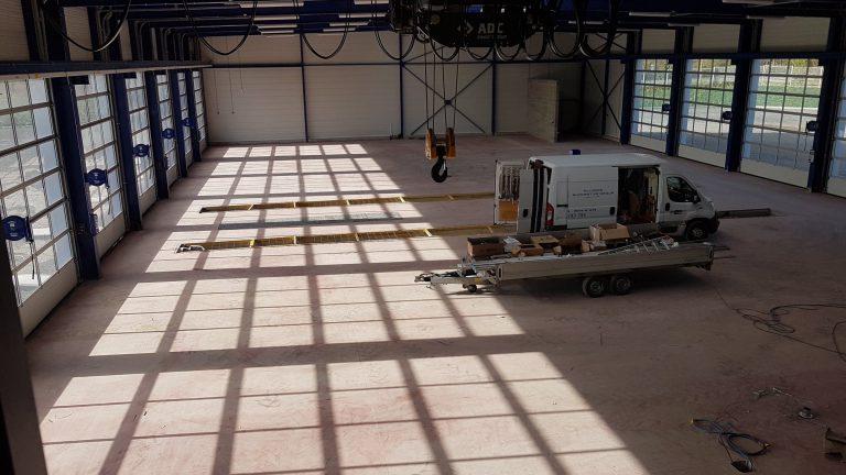 Présentation de notre nouveau garage au Mans et des besoins en recrutement