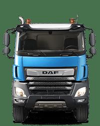 Camion DAF neuf DAF CF et LF Construction Euro 6
